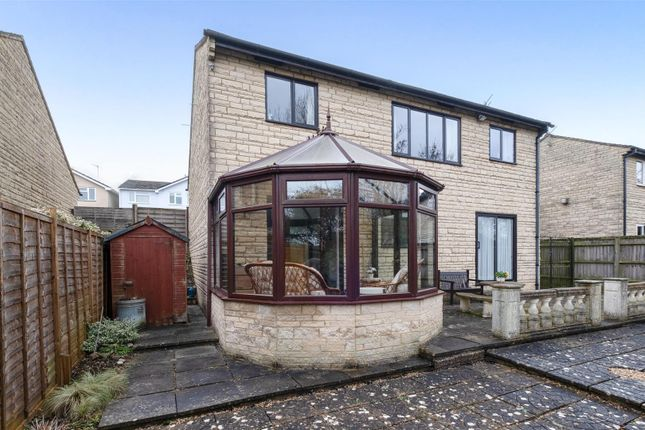 Thumbnail Link-detached house for sale in Lords Piece Road, Chipping Norton, Oxfordshire