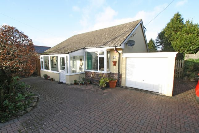 Thumbnail Detached bungalow for sale in Staddiscombe Road, Plymstock, Plymouth