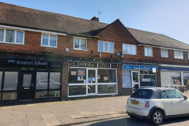 Thumbnail Retail premises for sale in Hermitage Road, Solihull