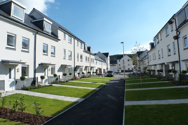 Thumbnail Town house to rent in Minotaur Way, Swansea