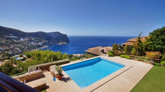 Thumbnail Villa for sale in Spain, Mallorca, Andratx, Cala Llamp