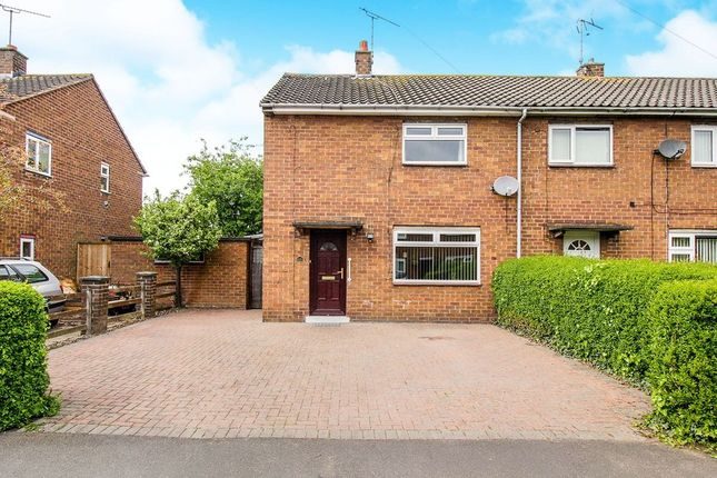 Queens Crescent, Upton, Chester CH2