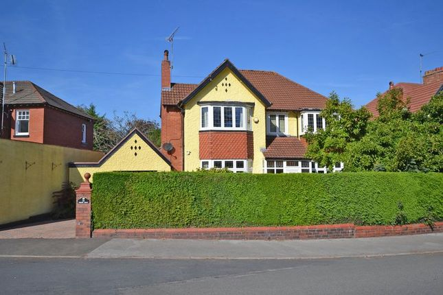 Thumbnail Detached house for sale in Stunning Period House, Fields Road, Newport