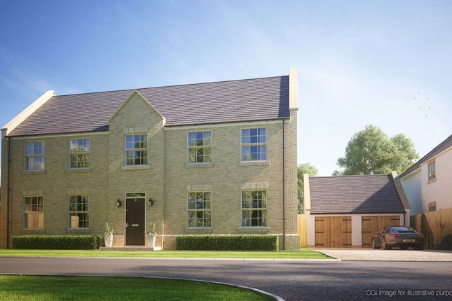 Thumbnail Detached house for sale in Benwick Road, Doddington, March