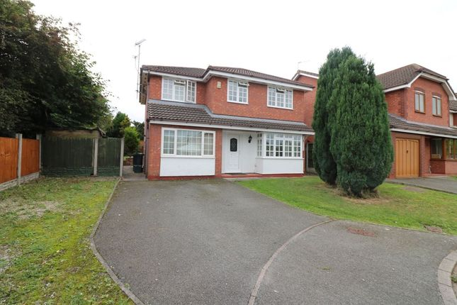 4 bed detached house for sale in Coppice Green, Elton, Chester
