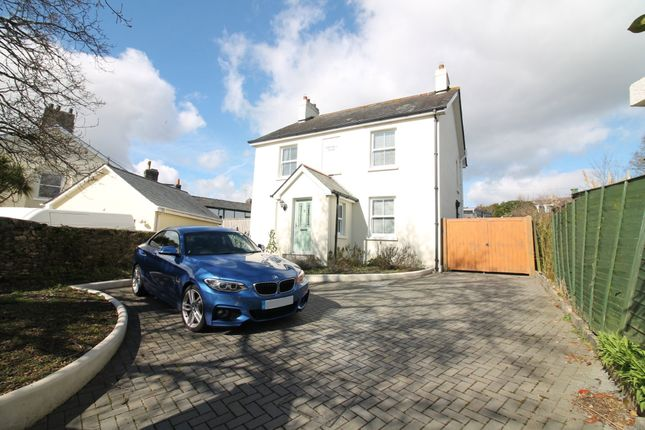 Thumbnail Detached house for sale in Boringdon Road, Plympton, Plymouth