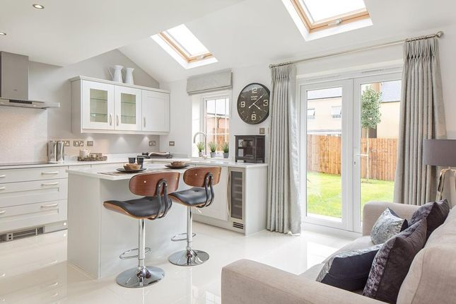 """Thumbnail Detached house for sale in """"Emerson"""" at Butt Lane, Thornbury, Bristol"""