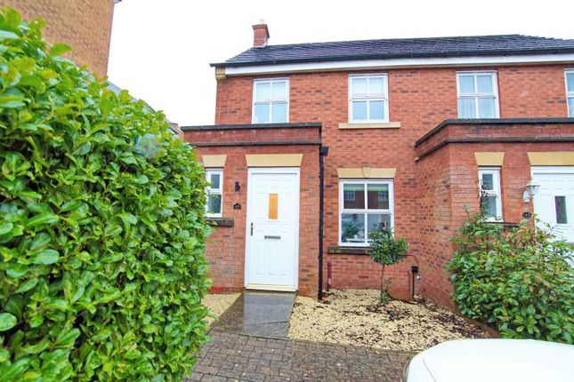 3 bed end terrace house to rent in Wright Way, Stoke Park, Bristol BS16