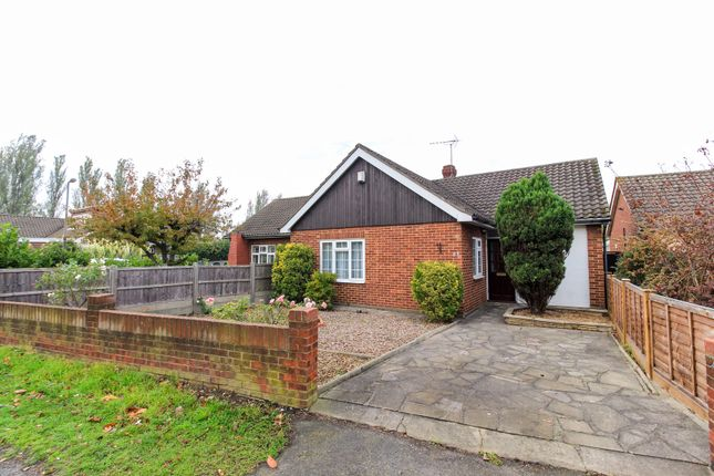 Thumbnail Semi-detached bungalow for sale in Mansfield Hill, London