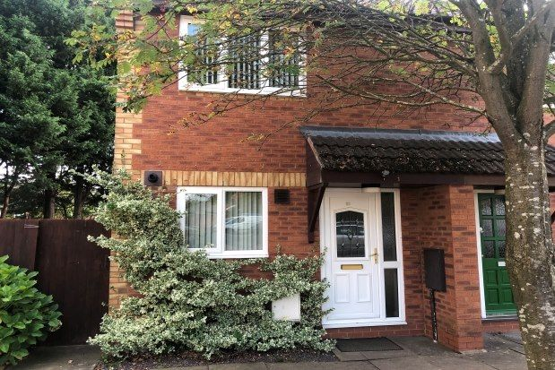 Thumbnail Semi-detached house to rent in Ulverston Green, Worcester