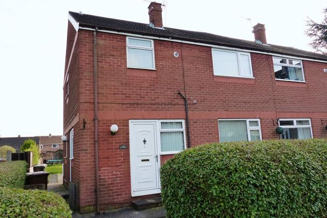 Thumbnail Semi-detached house for sale in Edendale Gardens, Lincoln