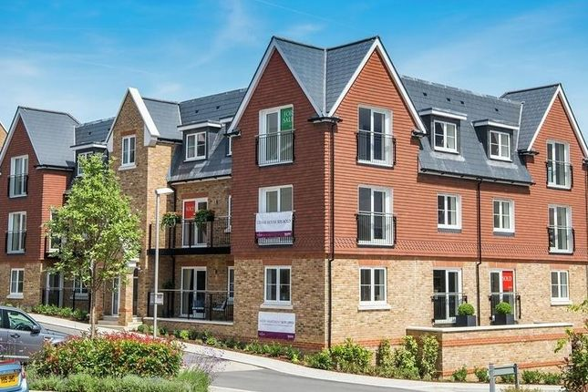Thumbnail Flat to rent in Edward Court, Eden Road, Sevenoaks