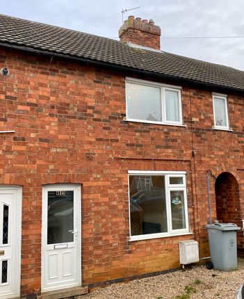 2 bed terraced house to rent in Kingston Avenue, Grantham NG31