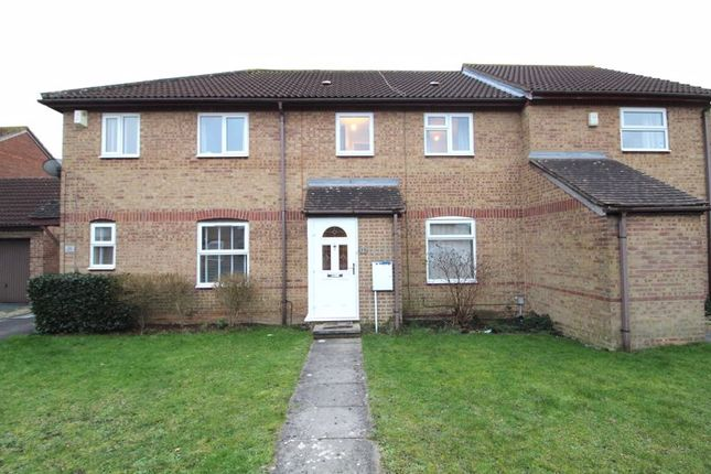 Thumbnail Terraced house for sale in Paddock Close, Bradley Stoke, Bristol