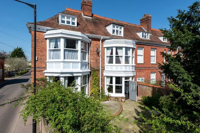 Thumbnail End terrace house for sale in Pine Court, Shelfanger Road, Diss