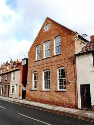 1 bed flat to rent in The Old School Lofts, Millgate, Selby YO8
