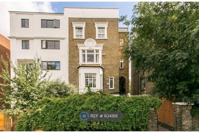 Thumbnail Flat to rent in Dulwich Road, Herne Hill, London