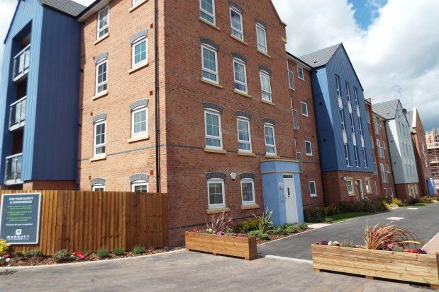 Thumbnail Flat to rent in 99 Foleshill Road, Coventry