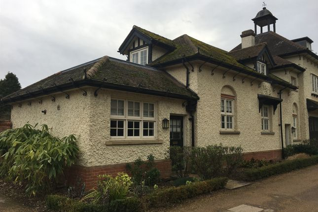 Thumbnail End terrace house for sale in The Coach House, Herringswell, Bury St. Edmunds