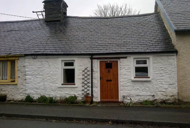Thumbnail Cottage to rent in The Cross, Clarach, Aberystwyth