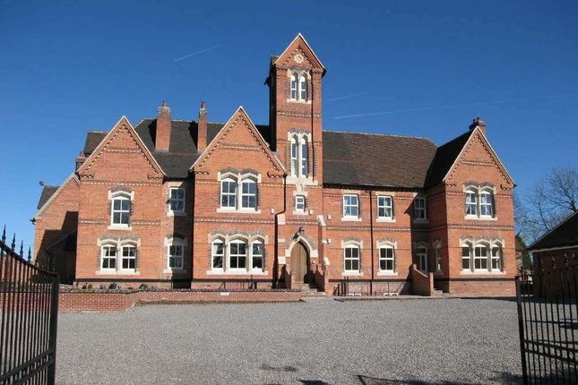 Thumbnail Flat for sale in Cliftonthorpe Meadows, Ashby-De-La-Zouch