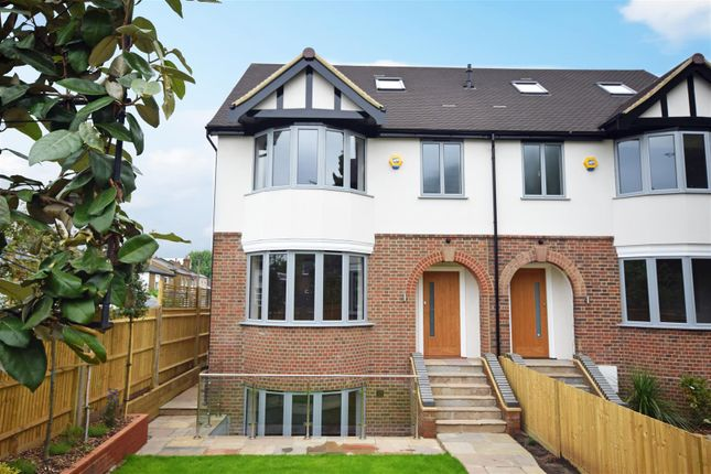 Thumbnail Semi-detached house for sale in Staines Road, Twickenham