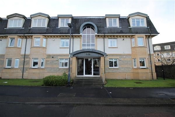 Thumbnail Flat for sale in Beechwood Gardens, Stirling