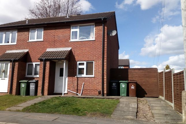 2 bed semi-detached house to rent in Linkfield Road, Mountsorrel, Loughborough