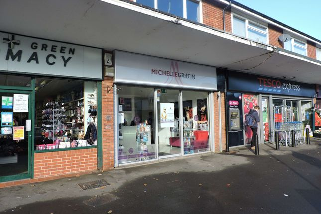 Thumbnail Commercial property for sale in 30A Hewel Road, Barnt Green, Worcestershire