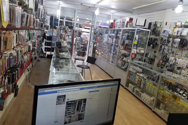 Retail premises for sale in Palace Parade High Street, Walthamstow