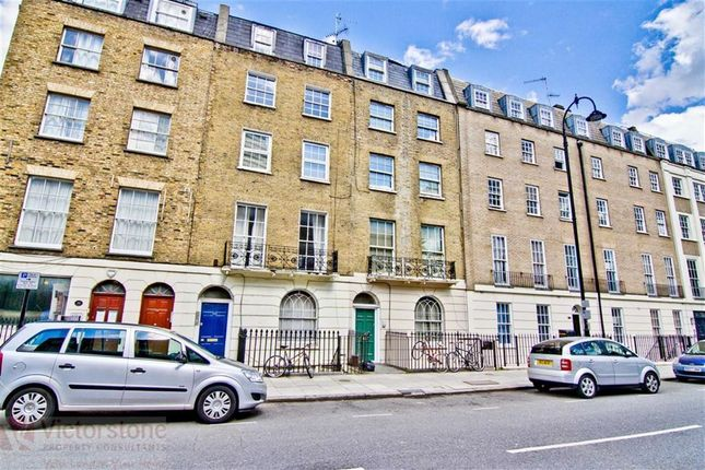 Thumbnail Flat for sale in North Gower Street, Camden, London