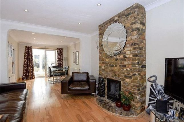 Thumbnail Terraced house to rent in Rosemead Avenue, Mitcham