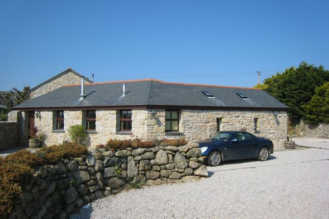 Thumbnail Detached house for sale in Mulfra, Newmill, Penzance