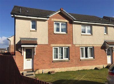 Thumbnail Semi-detached house to rent in Glencoe, Whitburn, Whitburn