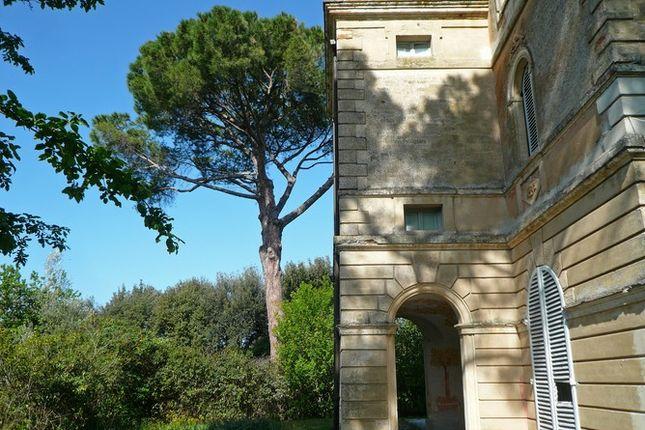 Corner of Villa Bigi, Pozzuolo, Umbria
