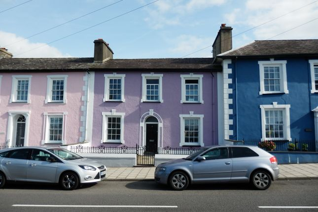 Thumbnail Flat for sale in Portland Place, Aberaeron, Ceredigion