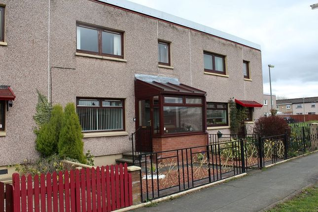 Thumbnail Terraced house to rent in Myreton Road, Grangemouth