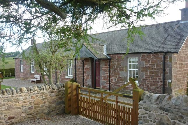 Thumbnail Detached house for sale in Edzell, Brechin