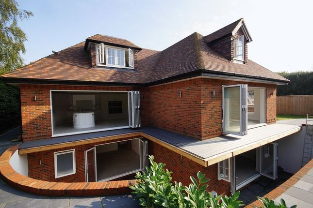 Thumbnail Detached house to rent in Kiln Road, Prestwood, Great Missenden