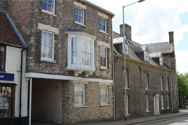 Thumbnail Flat to rent in Central Court, Castle Street, Thetford