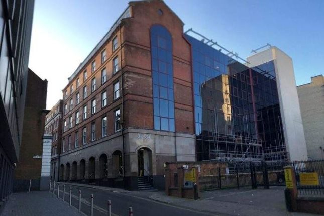 Thumbnail Office to let in Third Floor, 30-34 Hounds Gate, Third Floor, 30-34 Hounds Gate, Nottingham