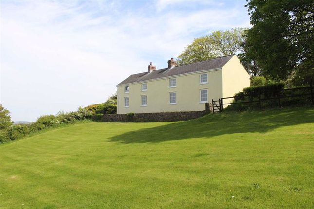 Thumbnail Detached house for sale in Llanmadoc, Swansea