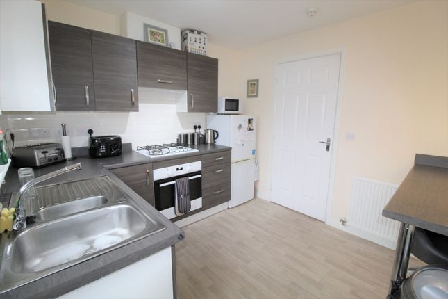 Kitchen of Highland Close, Stewarton, Kilmarnock KA3