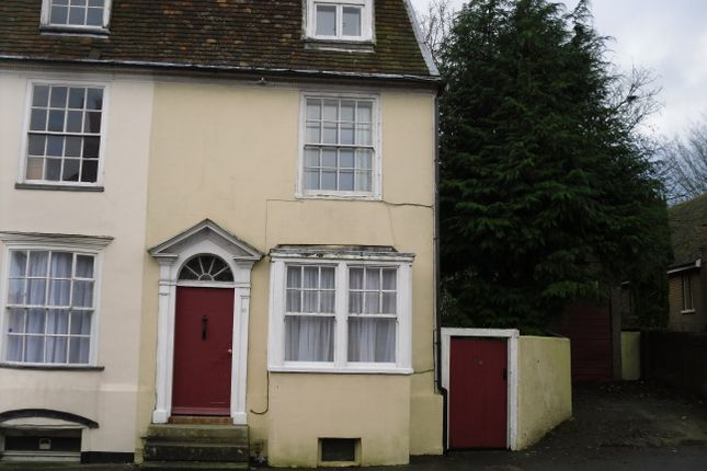 Thumbnail End terrace house to rent in Maidstone Road, Lenham