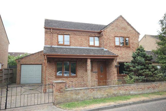 Thumbnail Detached house for sale in Bancroft Lane, Soham, Ely