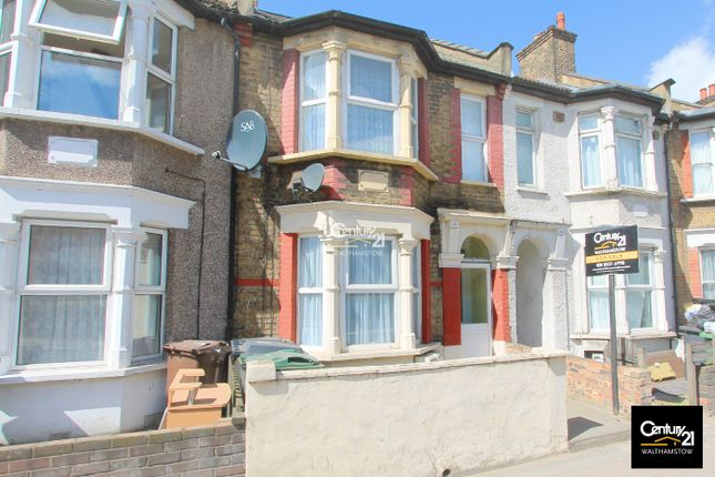 Thumbnail Terraced house for sale in 121 Blackhorse Lane, London