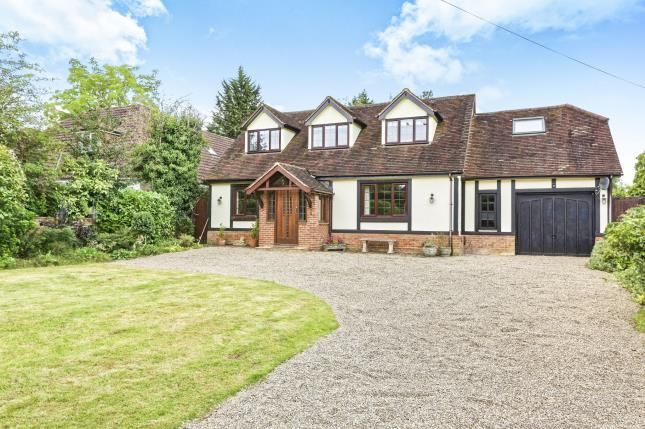 Thumbnail Detached house for sale in Bookham, Leatherhead, Surrey