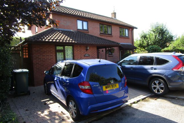 Thumbnail Detached house to rent in Applegate, Bristol