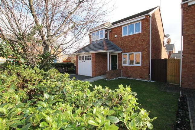 Thumbnail Detached house for sale in Cullen Drive, Litherland, Liverpool