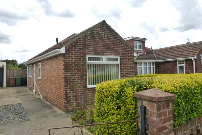 Thumbnail Semi-detached bungalow for sale in Honiton Way, Hartlepool